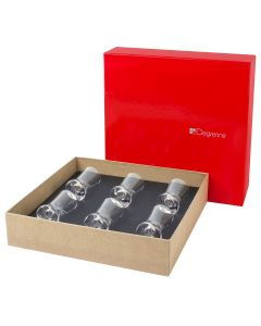 Coffret 6 shooters 4.5 cl